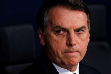 Bolsonaro participa de evento em Brasília 2/10/2019 REUTERS/Adriano Machado