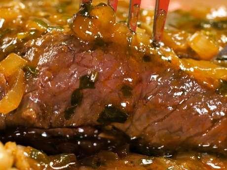 Steak à Diana