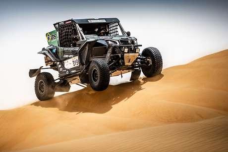 Brasileiros perto do tricampeonato mundial de Rally no Marrocos
