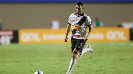 Raul se tornou um dos jogadores mais importantes na equipe de Luxemburgo (Rafael Ribeiro/Vasco.com.br)