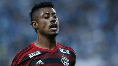 Bruno Henrique marcou de cabeça (Gustavo Granata/Lancepress!)
