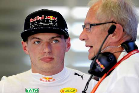 """Marko sobre Red Bull com motor Renault novamente: """"Não enquanto Max pilotar para nós"""""""