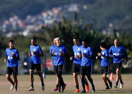 Bragantino tenta aumentar vantagem na liderança do Campeonato Brasileiro Série B (Foto: Bragantino)