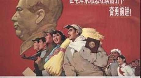 Mao, o homem-deus da China Revolucionária