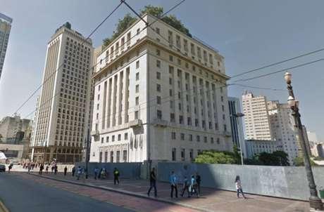A sede da Prefeitura de São Paulo, no centro da capital