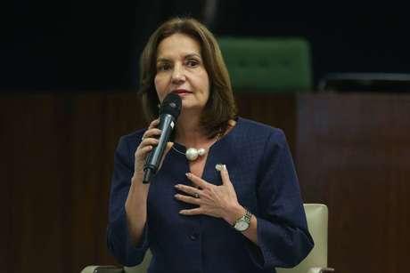 A delegada Martha Rocha (PDT)