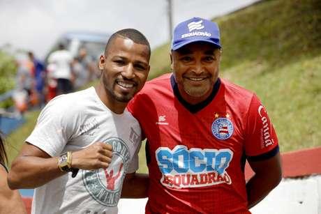 (Foto: Felipe Oliveira/ Bahia)
