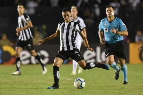Peixe já encarou o Vasco em São Januário neste ano, pela Copa do Brasil, e perdeu por 2 a 1 (Foto: Ivan Storti/Santos)