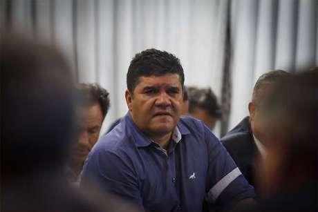 Sérgio Nonato era um dos dirigente mais criticados da atual gestão do Cruzeiro- (Vinnicius Silva/Cruzeiro)