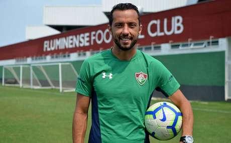 Nenê quer ser ídolo no Fluminense, assim como foi no Vasco e no PSG (Foto: Rafael Arantes/LANCE!)