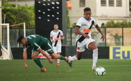 Vasco e Palmeiras empataram em São Januário nesta quinta-feira | Dikran Júnior / Vasco