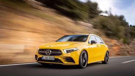 O Mercedes-AMG A 35 é a nova aposta da marca alemã no público jovem.