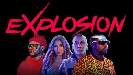 Black Eyed Peas e Anitta vão sacudir o Rock in Rio (Imagem/Divulgação)