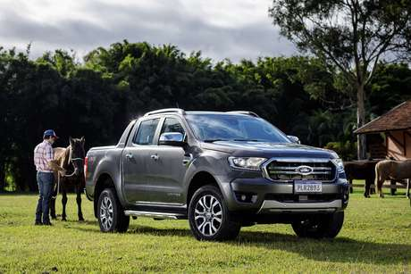 Ford Ranger 2020: melhoras na picape resultaram em mais vendas.