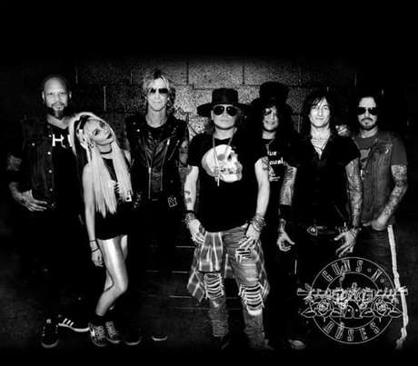 Novo disco do Guns N' Roses pode ser lançado em 6 meses (Foto/Internet)