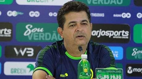 Goiás venceu Fluminense, São Paulo e Cruzeiro nas últimas três rodadas (Foto: Divulgação/Goiás)