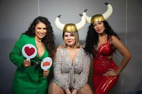 Simone, Marília Mendonça e Simaria fazem o feat. que faltava no sertanejo (Foto/Internet)