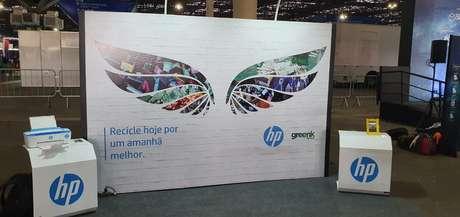 A empresa de tecnologia Hewlett-Packard (HP) já produziu 8,2 milhões de equipamentos com plástico reciclado desde 2012 no Brasil