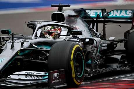 Hamilton minimiza chances da Mercedes pelo restante da temporada