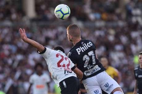 Santos vence o Vasco em São Januário (Ivan Storti/SFC)