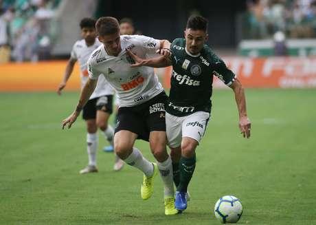 Palmeiras e Atlético-MG empatam no Allianz Parque.
