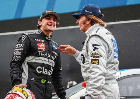 Pietro Fittipaldi fecha temporada completa da DTM em final de semana especial com avô em Hockeinheim