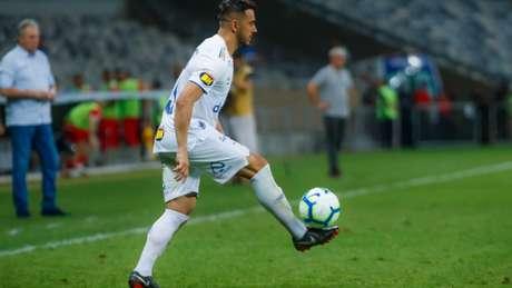 Robinho saiu de campo otimista que a Raposa vai sair dessa fase- (Vinnicius Silva/Cruzeiro)