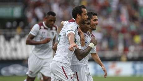 Veja imagens de Botafogo 0 x 1 Fluminense