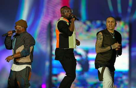 Black Eyed Peas toca no Rock in Rio