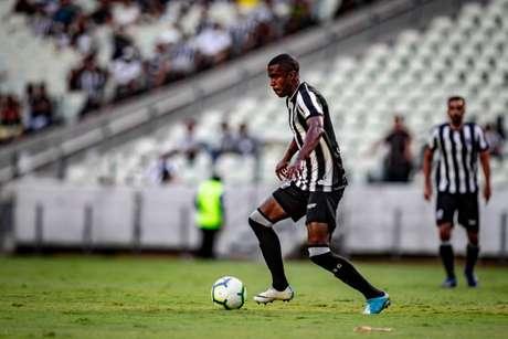Ceará não conseguiu vencer em casa enfrentando o Goiás (Foto: Stephan Eilert/cearasc.com)
