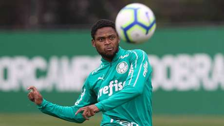 Luiz Adriano pode voltar a ser opção no Palmeiras (Foto: Divulgação/SEP)