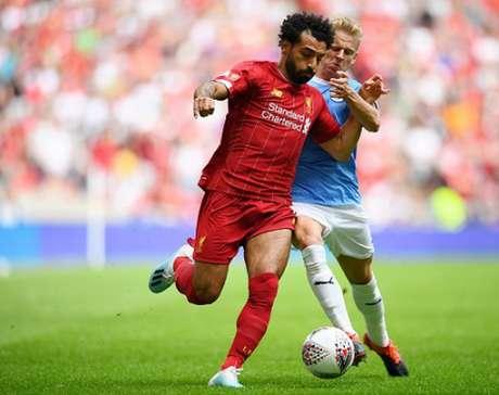 Salah é um dos principais jogadores do Liverpool (Foto: Reprodução)