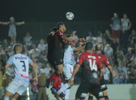 Na última rodada, o Brasil venceu o Operário por 2 a 1 (Foto: José Tramontin/OFEC)