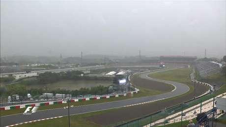 Ameaça de tufão para o Grande Prêmio do Japão 2019 de F1