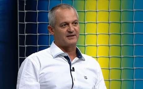 Lisca afirmou que recebeu ligação de presidente do Ceará (Foto: Reprodução/TV Gazeta)
