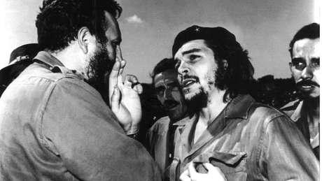 A partida de Che deu origem a rumores sobre supostas diferenças entre ele e Fidel