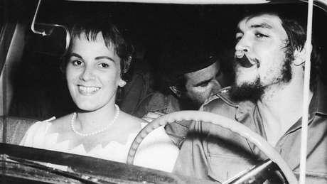 Aleida March, última mulher de Che Guevara, diz que a intenção dele com a frase era outra