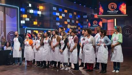 Participantes do 'MasterChef - A Revanche', nova temporada do reality show da Band que conta apenas com ex-participantes.