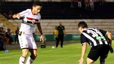 Botafogo-SP e Figueirense empataram sem gols pela Série B