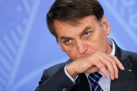 Presidente Jair Bolsonaro pode trocar de partido pela nona vez (REUTERS/Adriano Machado)