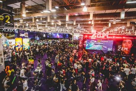 BGS 2019 acontece entre 9 e 13 de outubro, em São Paulo