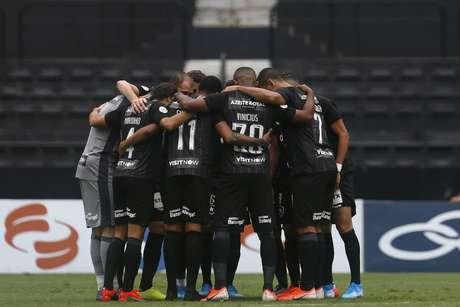 O clima no Botafogo não é dos melhores, com uma sequência de cinco jogos sem vencer (Foto: Vítor Silva/Botafogo)