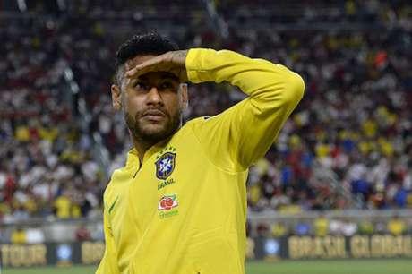 Neymar é um dos destaques da Seleção (Foto: AFP)