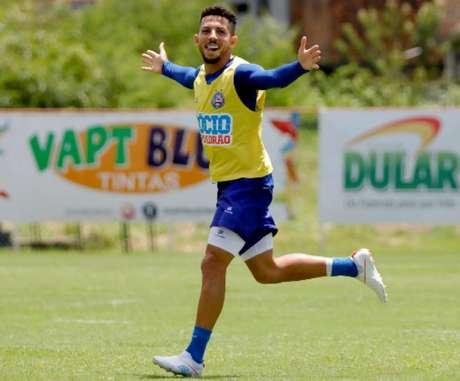 Felipe Oliveira/Bahia/Divulgação