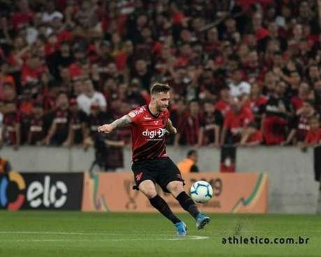 Foto: Site Oficial/Athletico-PR