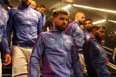 Jogadores do Manchester City (Foto: Divulgação)