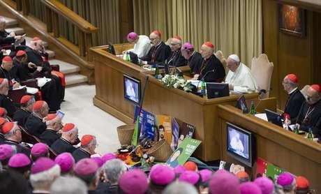 Assembleia do Sínodo dos Bispos para a Amazônia, no Vaticano