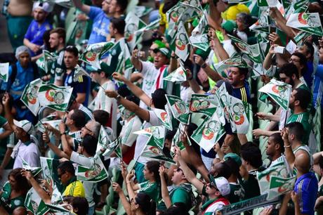 Palmeiras já vendeu 11 mil ingressos para jogo contra a Chape (Foto: Fernando Dantas/Gazeta Press)