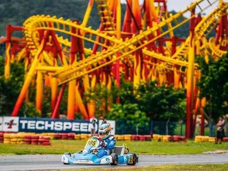 Ricardo Gracia disputa título da Copa Brasil de Kart no mesmo circuito em que foi campeão brasileiro