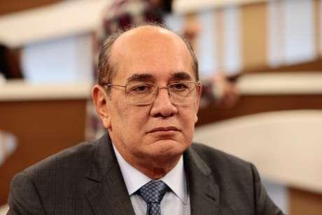 Ministro do Supremo Tribunal Federal (STF) Gilmar Mendes participa do programa Roda Viva, da TV Cultura